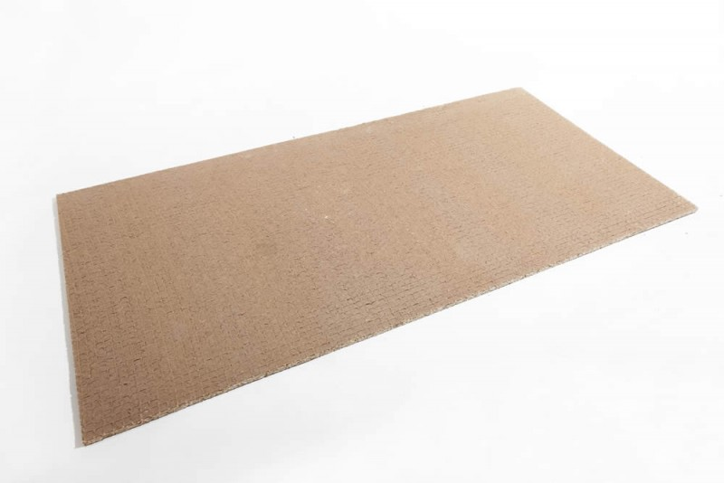 Lehm-Leichtbauplatte 13cm